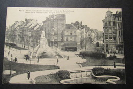 Bruxelles Schaerbeek Place De La Bienfaiteurs Rue Artan Grande Rue Au Boisx - Schaarbeek - Schaerbeek