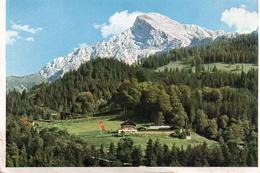 CP Allemagne Bavière Berchtesgaden Haus Machenfeld Landhaus Des Reichstanzlers Oberfalzberg - Berchtesgaden