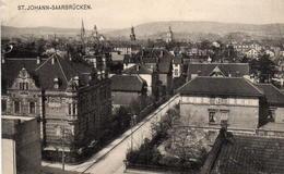 CP Allemagne Sarre Saarbrücken St Johann - Saarbruecken