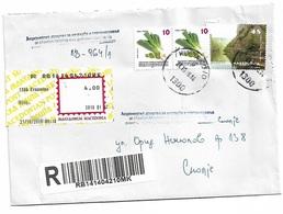 Macedonia MATKA Canyon, Ecology Stamp - Macedonia