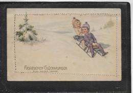 AK 0380  Herzlichen Glückwunsch Zum Neuen Jahre Um 1916 - Neujahr