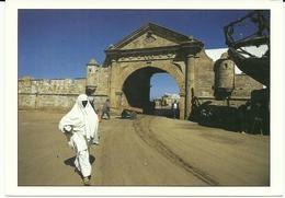 Marruecos Essaouira Porte De La Marine. - Other