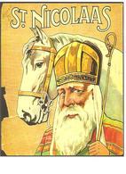 305) Saint-Nicolas - Sinterklaas - Zeer Goede Staat - L'état Très Bon ! - 10 X 15 Cm - Saint-Nicholas Day