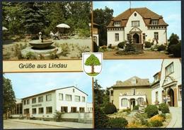D0270 - TOP Lindau Klubhaus - Bild Und Heimat Reichenbach - Zerbst
