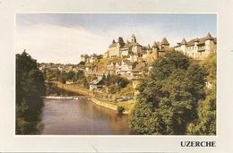 19. CPM. Corrèze. Uzerche. La Perle Du Limousin. Vue Générale - Uzerche