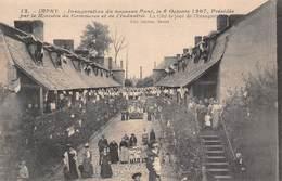 58 - Imphy - La Cité Le Jour De L'Inauguration - 6 Octobre 1907 - France