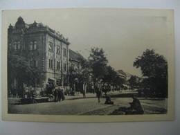 CPA 1925 VELIKI BECKEREK KRALJA ALEKSANDRA ULICA - Serbia