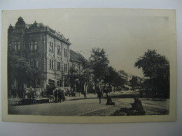 CPA 1925 VELIKI BECKEREK KRALJA ALEKSANDRA ULICA - Serbie