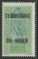 NIGER 1921 YT 5** SANS CHARNIERE NI TRACE - Niger (1921-1944)