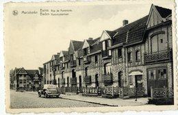 Rue De Raversyde (Raversydestraat). Mariakerke- Bains, Oostende - Ostende - Oostende