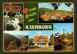 C8302 - TOP Ilsenburg - Bild Und Heimat Reichenbach - Qualitätskarte - Ilsenburg