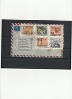 CHINA-PR-19-12-24  LETTER FROM CHINA TO CZECHOSLOVAKIA WITH THE COMMEMORATIVE STAMPS. - 1949 - ... République Populaire