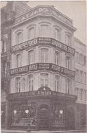 Antwerpen, Winkel, Aux Fabricants Suisses Reunis,12 Marche Aux Souliers Anvers.Reclame Pub. - Antwerpen