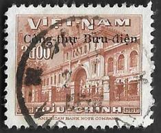 VIETNAM Du Sud 1956 - YT  55 - Surchargé  - Oblitéré - Vietnam