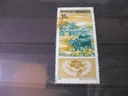 RWANDA YVERT N°118 - Rwanda