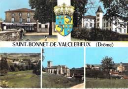 26 - ST BONNET DE VALCLERIEUX - CPSM Village ( Hameau De 220 Habitants) Dentelée Couleur Grand Format 1967 - Drôme - Sonstige Gemeinden