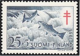 Finland - Atlantic Salmon (fish) - Mint - Vissen & Schaaldieren