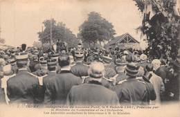 58 - Imphy - Les Autorités Souhaitent La Bienvenue à M. Le Ministre - Other Municipalities