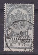 N° 53 BOOM - 1893-1907 Coat Of Arms