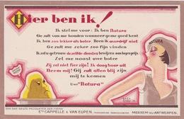 Merksem, Merxem, E Cappelle & Van Eupen, Reclame Pub. Boter. - Antwerpen
