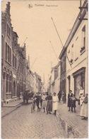 Hamme, Kappellestraat. - Hamme