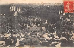 58 - Imphy - M. Louveau Prononçant Son Discours - Inauguration Du Nouveau Pont M. Le Ministre Du Commerce - 6 Oct 1907 - Sonstige Gemeinden