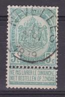 N° 56 NIVELLES - 1893-1907 Coat Of Arms