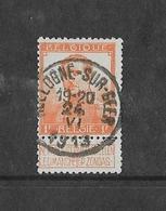 116° Roclenge-sur-Geer (COBA 4) - 1912 Pellens