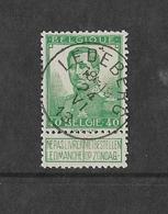 114° Ledeberg (COBA 4) - 1912 Pellens