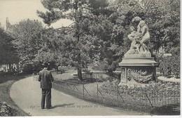 75 ( Paris ) - PARIS - Une Allee Du Jardin Du Luxembourg - Parcs, Jardins