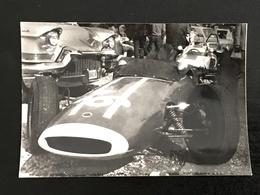 BEL - Photo  - HERBEUMONT - Course - LOTUS F3 -1967 - Herbeumont