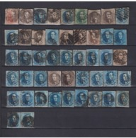 LOT MEDAILLONS 2e Keus - 1849-1865 Medaillen (Sonstige)