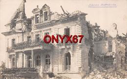 Carte Photo Militaire Allemand Château-Schloss HOLLEBECKE-IEPER-YPERN-Flandern-Belgique- Guerre 14/18 Krieg 14-18 - Ieper