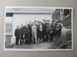 """Serbia / Suva Planina - """" Sud Za Razgraničenje Državnih šuma... """", 1933. ( Photopostcard ) - Serbia"""
