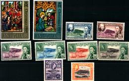 92293) LOTTO DI FRANCOBOLLI DI ANTIGUA-MNH** - Antigua E Barbuda (1981-...)