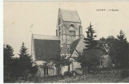 Cutry - L ' église - France