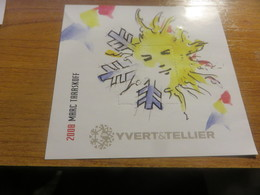 Bloc Feuillet Yvert Et Tellier 2008 - Nuevos