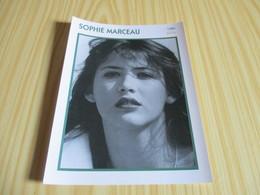 Fiche Cinéma - Sophie Marceau. - Fanartikel
