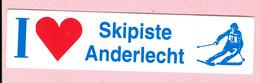 Sticker - Skipiste Anderlecht - Autocollants