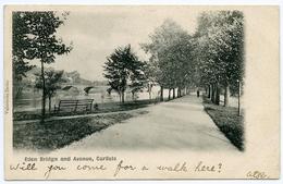 LAKE DISTRICT : CARLISLE - EDEN BRIDGE AND AVENUE - Cumberland/ Westmorland