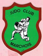 Sticker - JUDO CLUB - MARCHOIS - Autocollants