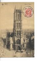 GAND Eglise ST Bavon / CPA  Série 3 N° 58 Voyagée En  1923 / Bon état - Gent