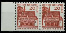 BERLIN DS D-BAUW. 1 Nr 244 Postfrisch WAAGR PAAR X74B966 - Nuovi