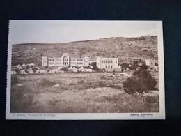 Carte Postale ISRAEL Haifa Technical College - Ansichtskarten