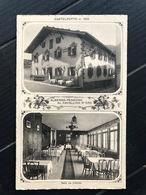CASTELROTTO ALBERGO PENSIONE AL CAVALLINO D'ORO - Bolzano (Bozen)