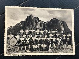 BANDA MUSICALE DI CASTELROTTO  1936 - Bolzano (Bozen)