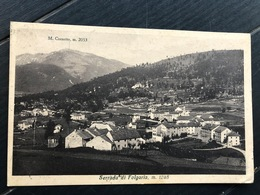 SERRADA DI FOLGARIA  1934 - Trento