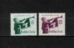 DEUTSCHLAND , Deutsches Reich , Germany ,  1935 , ** , MNH , Postfrisch , Mi.Nr. 584 - 585 - Deutschland