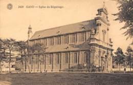GAND - Eglise Du Béguinage - Gent