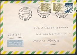 °°° POSTAL HISTORY BRASIL 1985 °°° - Brazilië